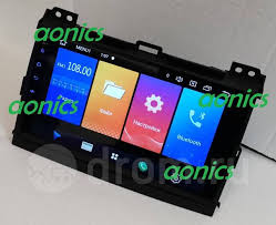"Штатная <b>магнитола</b> Toyota Prado 120 <b>Android 9</b>/ <b>9</b>"" 32гб 2гб GSM ..."