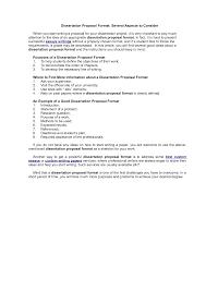 dissertation proposal writing com