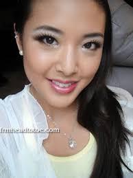 asian bridal makeup look