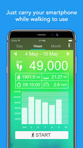 Pedometer - Free Step Counter App & Step Tracker - Apps on ...