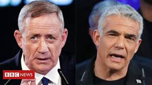 Israel elections: Netanyahu challengers Gantz and Lapid join forces ...