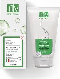 Hair Vital <b>Крем</b>-<b>маска для укрепления и</b> роста волос, 150 мл