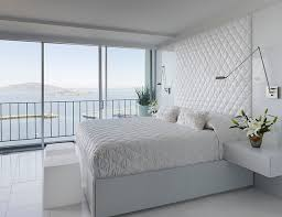 modern bedroom by mark english architects aia bedroom white