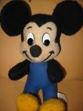 Микки Маус <b>мягкие игрушки</b> фигурки с винтажными - огромный ...