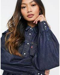 <b>Levi's</b> Shirts for Women - Up to 76% off at Lyst.co.uk