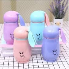 <b>Термос</b> AliExpress Lovely Rabbit <b>Thermos</b> Bottle Stainless Steel ...
