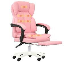 Computer Chair Smooth Curve Massage Chair Home <b>Office</b> Boss ...