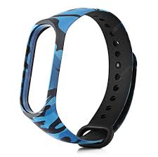 Camouflage Pattern Strap Wristband for Xiaomi Mi Band 3 Sale ...