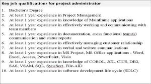 project administrator job description project administrator job description