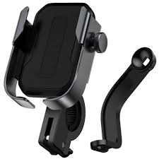 Handlebar <b>Motorcycle</b> / Bicycle <b>Holder Baseus Armor</b> phone ...