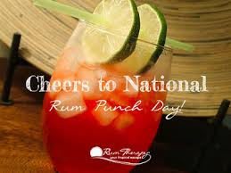 4 Delicious Recipes to try on National Rum Punch Day! – Rum ...