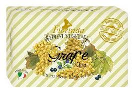 Купить <b>натуральное мыло</b> grape uva 200г Florinda, цена на ...