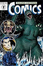 Dark Horse :: Dark Horse Comics # 11 :: Bilderundworte - item6129.1