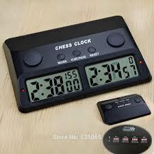 Clock <b>Chess</b> I-GO <b>Digital</b> Master Tournament igo Clock Countdown ...