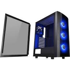 Thermaltake <b>Versa J25 Tempered</b> Glass RGB Edition Mid-Tower ...