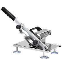 Semi-automatic <b>Meat Slicer Commercial</b> Home <b>Electric</b> Mutton Rolls ...