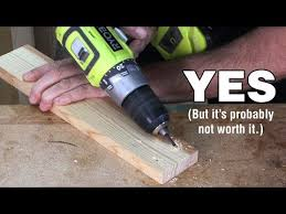 Can you make <b>pocket holes</b> without a <b>jig</b>? – <b>Woodworking</b> for Mere ...