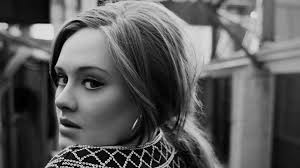 Adele Looking Back In Black And White - Adele%2520Looking%2520Back%2520In%2520Black%2520And%2520White