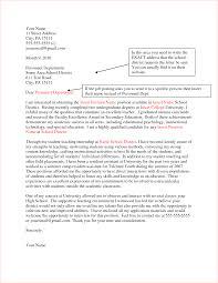 Letter Of Interest Teacher Sample   letter of interest teacher     Elementary Principal Cover Letter Sample