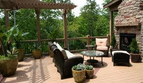 Custom Outdoor Living Space in South Riding, VA