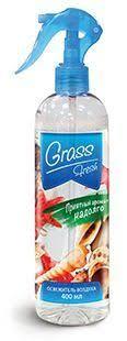 """<b>Grass</b> - Жидкий <b>освежитель воздуха</b> """"Fresh"""", 400 мл 125119"""