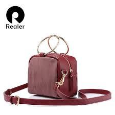 REALER brand <b>spring new</b> fashion women <b>crossbody</b> bags female ...