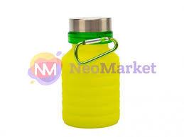 <b>Бутылка Bradex 500ml</b> с карабином TK 0271, цена 43 руб., купить ...