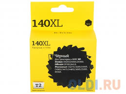 <b>Картридж T2 IC</b>-<b>H336</b> №140XL CB336HE черный (<b>black</b>) 1000 стр ...