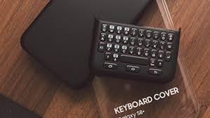 Review: <b>Samsung Galaxy</b> S8/S8+ <b>Keyboard Cover</b> - Neowin