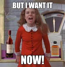 Impatient Veruca memes | quickmeme via Relatably.com