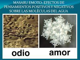 Resultado de imagen de imagenes de agua de masaru emoto