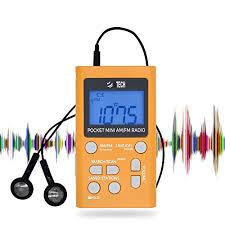 <b>Mini</b> Digital Am Fm Stereo <b>Pocket</b> Radio