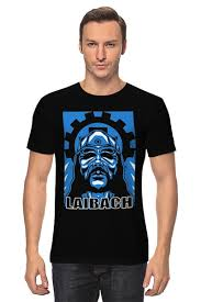 <b>Футболка классическая</b> Laibach / Milan Fras #1240811 от OEX ...