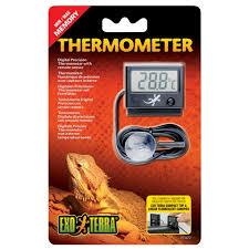 Hagen <b>Exo</b> Terra Thermometer - <b>термометр</b> электронный для ...