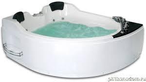Gemy G9086B <b>Гидромассажная ванна</b>, правая <b>170х133</b> в ...