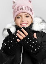 <b>Двухслойные перчатки для</b> девочек (GAEX82-99) купить за 399 ...