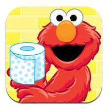 kids app of the week potty time elmo parenting