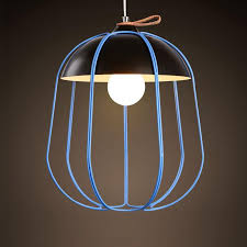 <b>Creative Iron Birdcage</b> Kid'S Room Pendant Light Modern Simple ...