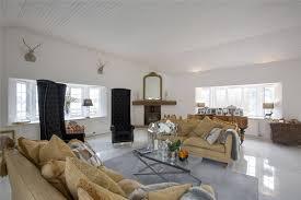 Living Room Borders Mounthooly Steads Jedburgh Scottish Borders Td8 6tj