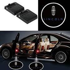 <b>2 Pcs LED Car Door</b> Logo Ghost Shadow Light for Lincoln | Nettoyer ...