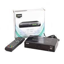 Купить Цифровой <b>тюнер ЭФИР СИГНАЛ DVB</b>-<b>T2</b> HD-225 в ...