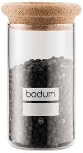 <b>Банка для хранения Yohki</b> 0,25 л (пробковая) (Bodum) - купить в ...