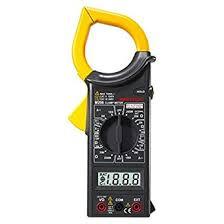 <b>Mastech</b> M266 <b>Digital</b> AC <b>Clamp Meter</b> AC/DC Voltage AC Current ...