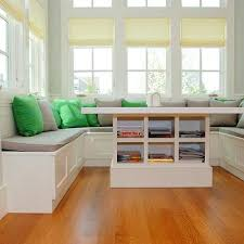 u shaped banquette banquette dining room furniture