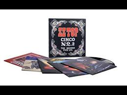 <b>ZZ Top Cinco</b> No. 2 - The Second Five LP's - YouTube
