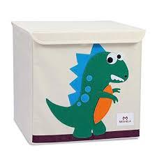 Pasutewel Kids Storage Box, <b>Large Capacity Foldable Cartoon</b>