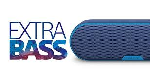 Image result for Sony SRS-XB2 let the bass kick