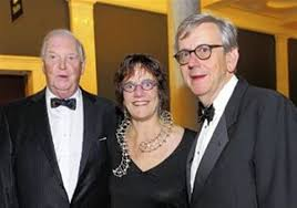where elegant meets eccentric pittsburgh post gazette former curators david owsley sarah nicols and phillip johnston