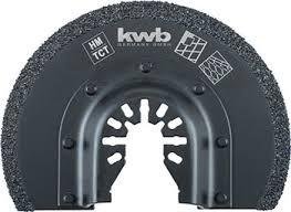 <b>Полотно пильное</b> твёрдосплавное для МФУ <b>Kwb</b> 87 мм 709542 ...