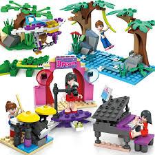 <b>Building Blocks Brinquedos Model</b> set Figures Toys The fairy tale of ...